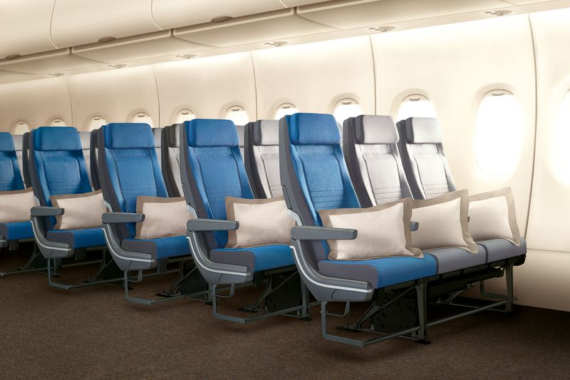 New Economy Class on A380 | Photo Credit: Singapore Airlines
