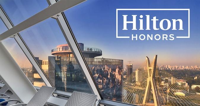 Photo Credit: Hilton Honors