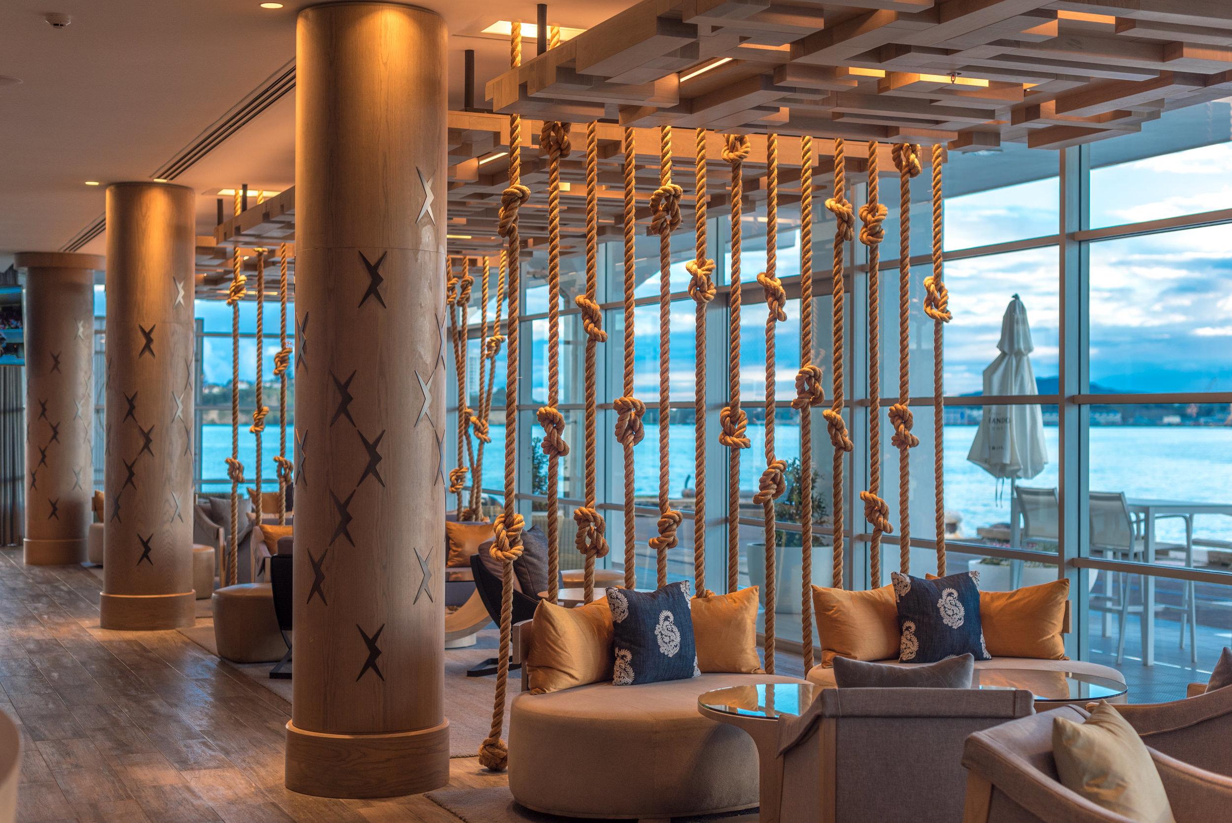 Bellini Bar  Hilton Auckland