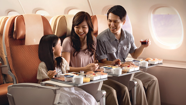 Photo Credit: Singapore Airlines