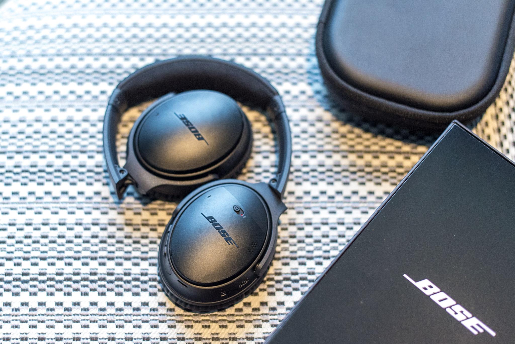 Bose QuietComfort 35 Wireless Headphones (Series II)