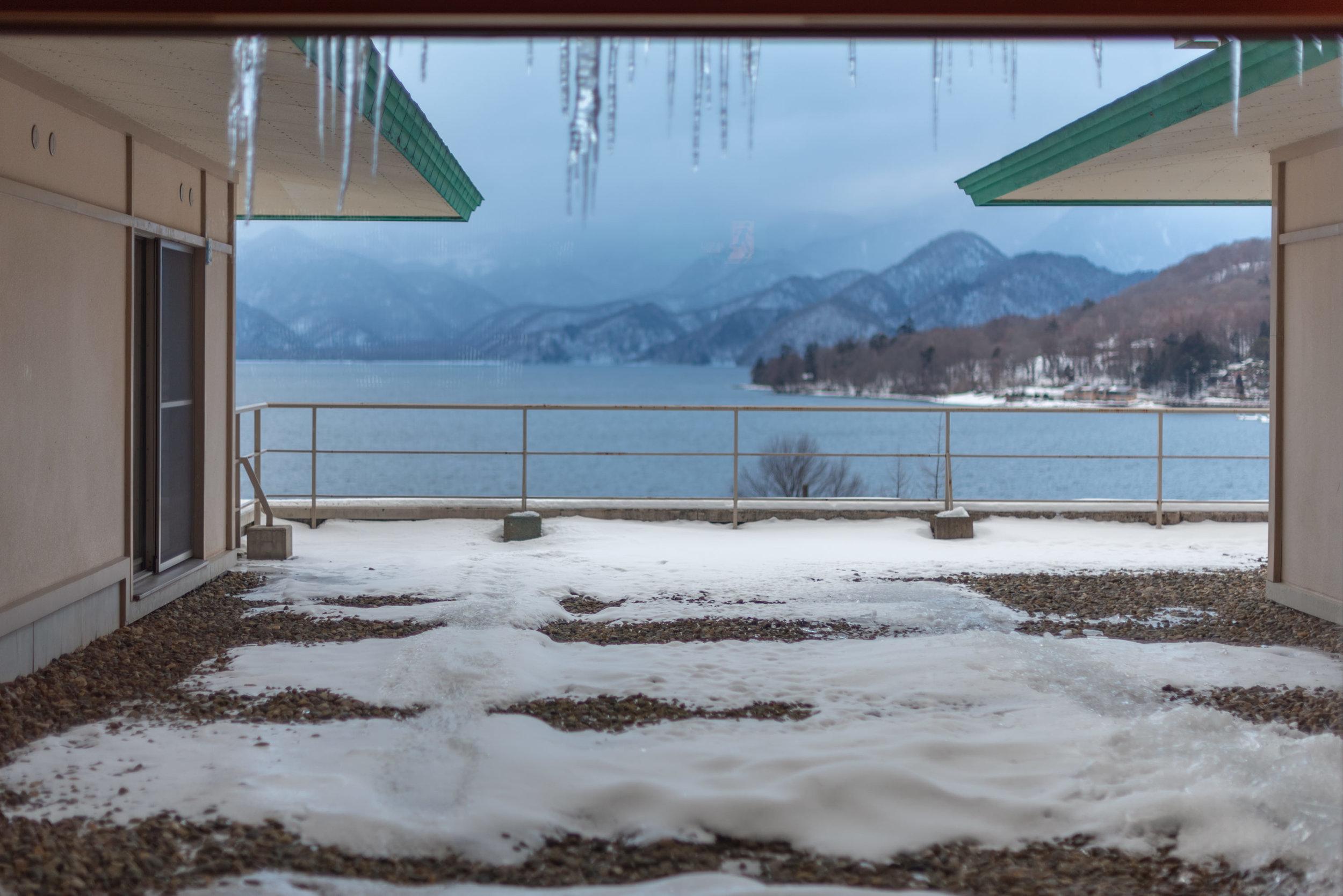 View of Lake Chuzenji  Hoshino Resorts KAI Nikko