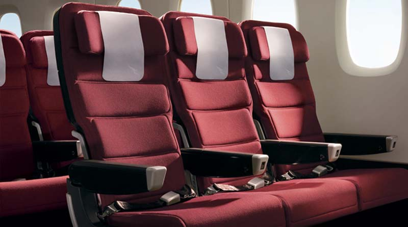 International Economy Class | Photo Credit: Qantas