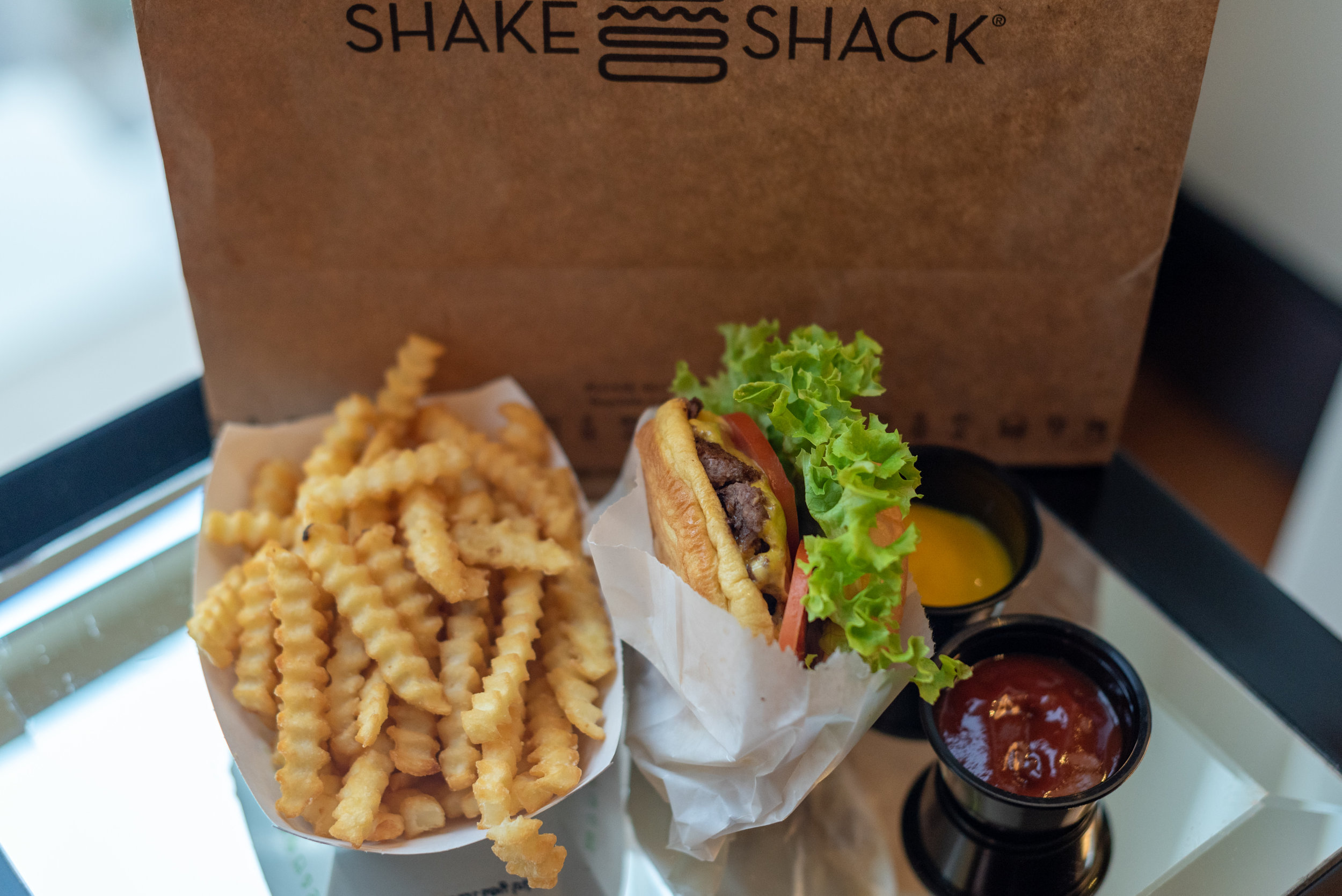 Shake Shack  Mall of the Emirates