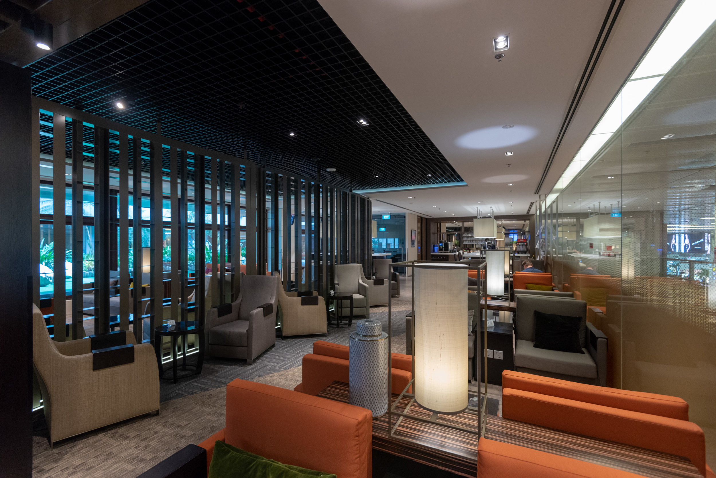 Seating Area  dnata Lounge (Terminal 1) - Changi Airport (SIN)