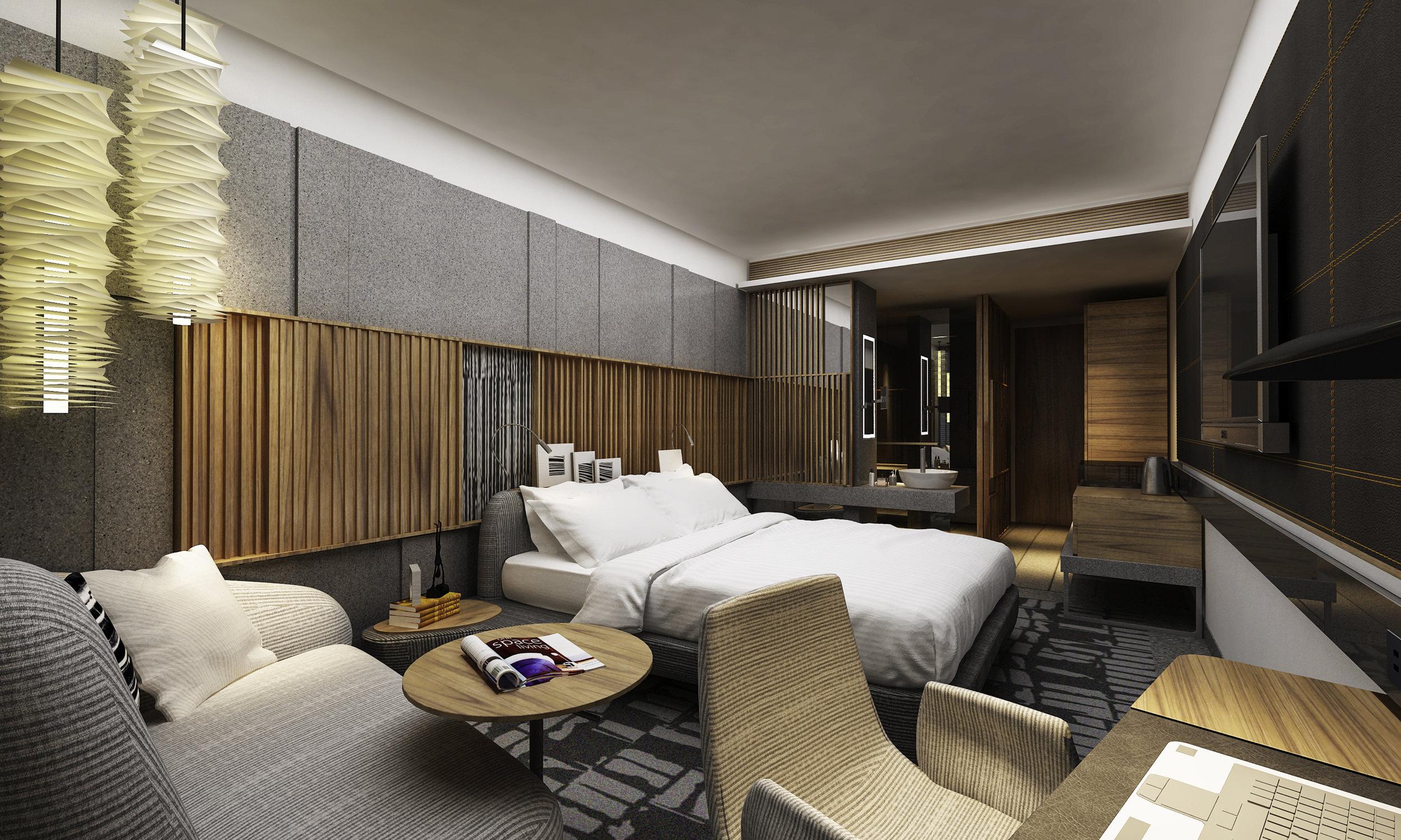 Photo Credit:Novotel Ambassador Dongdaemun Hotels & Residences