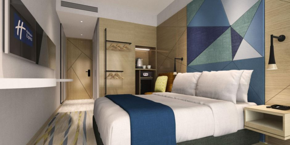 Photo Credit:  Holiday Inn Express Singapore Serangoon