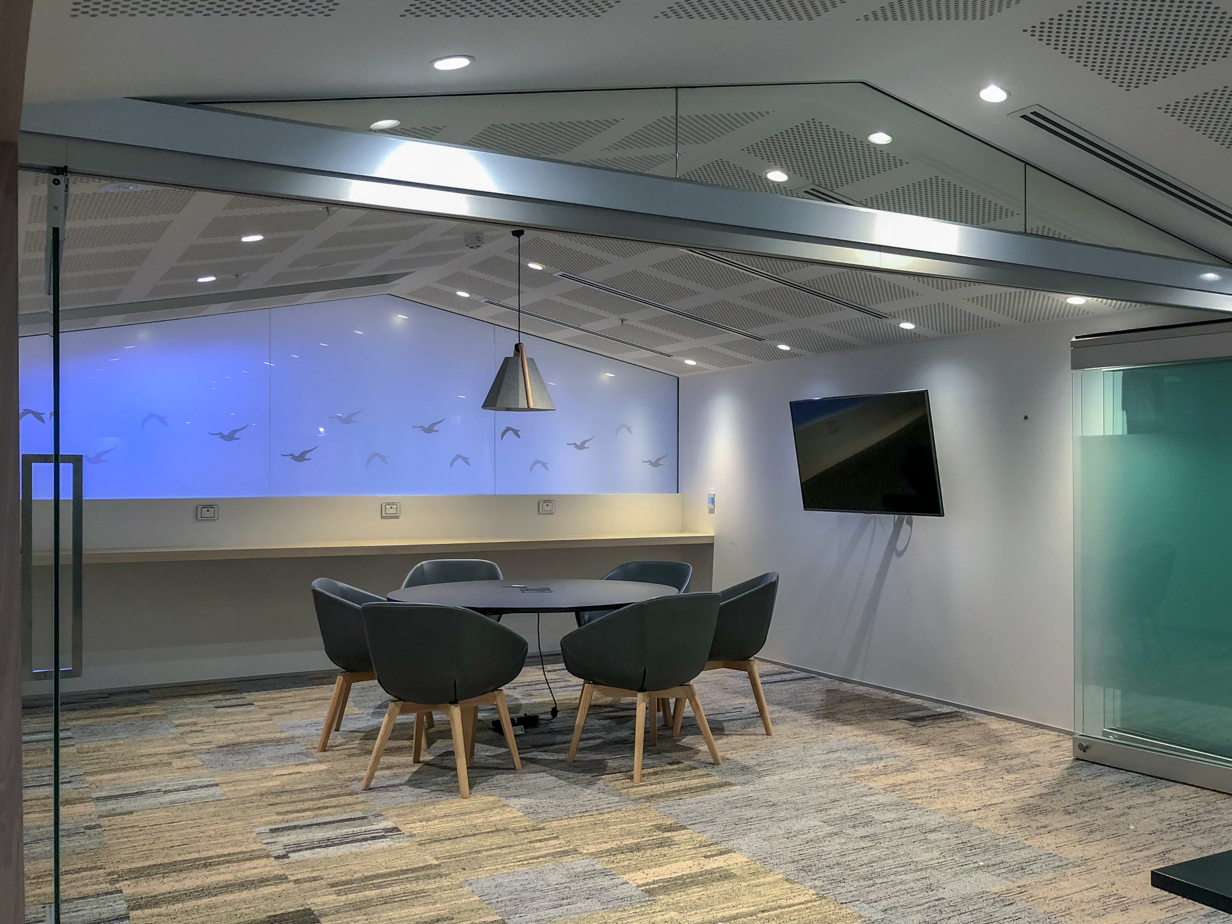 Meeting Room  Strata Lounge - Auckland Airport (AKL)