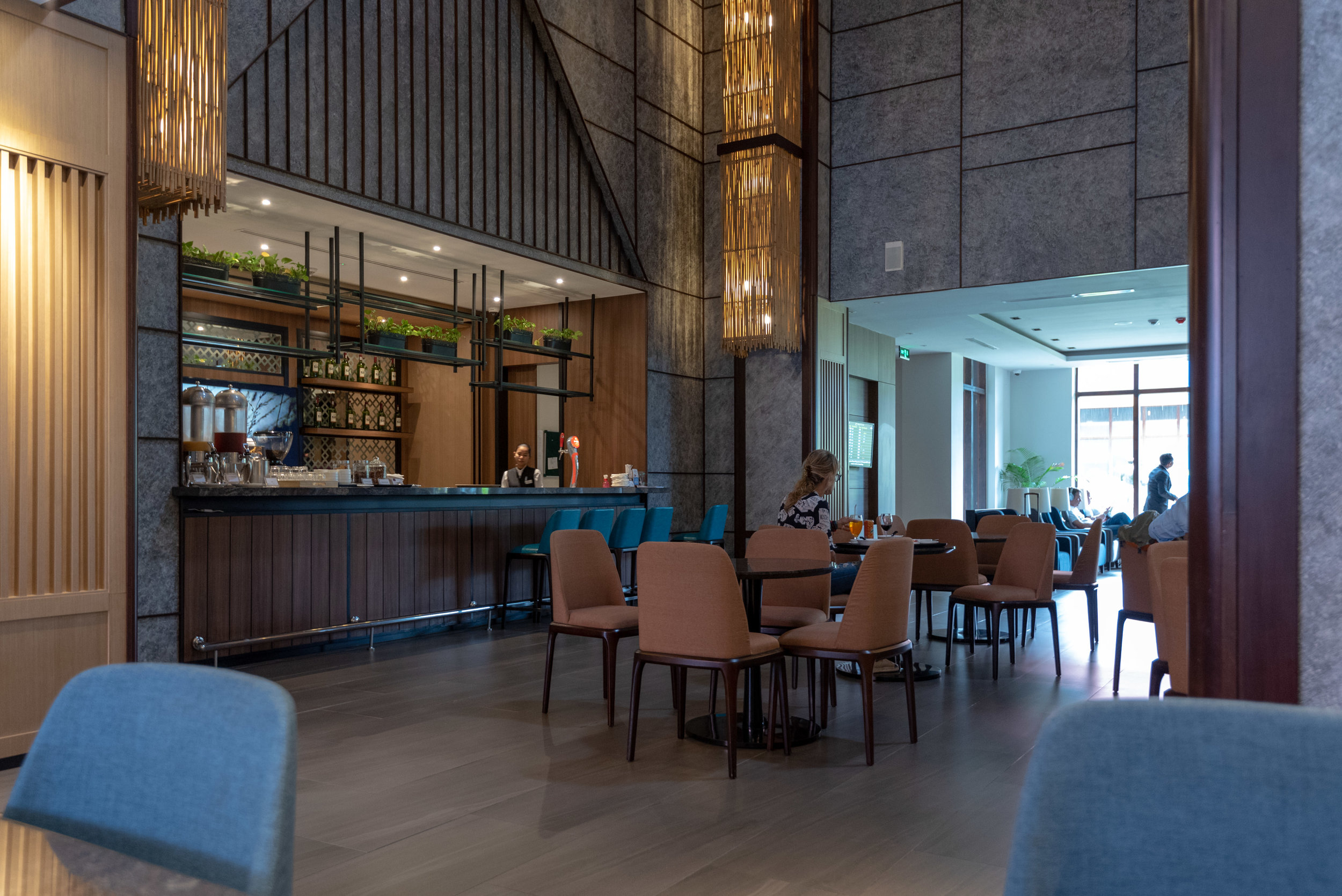 Bar  Plaza Premium Lounge - Siem Reap International Airport (REP)