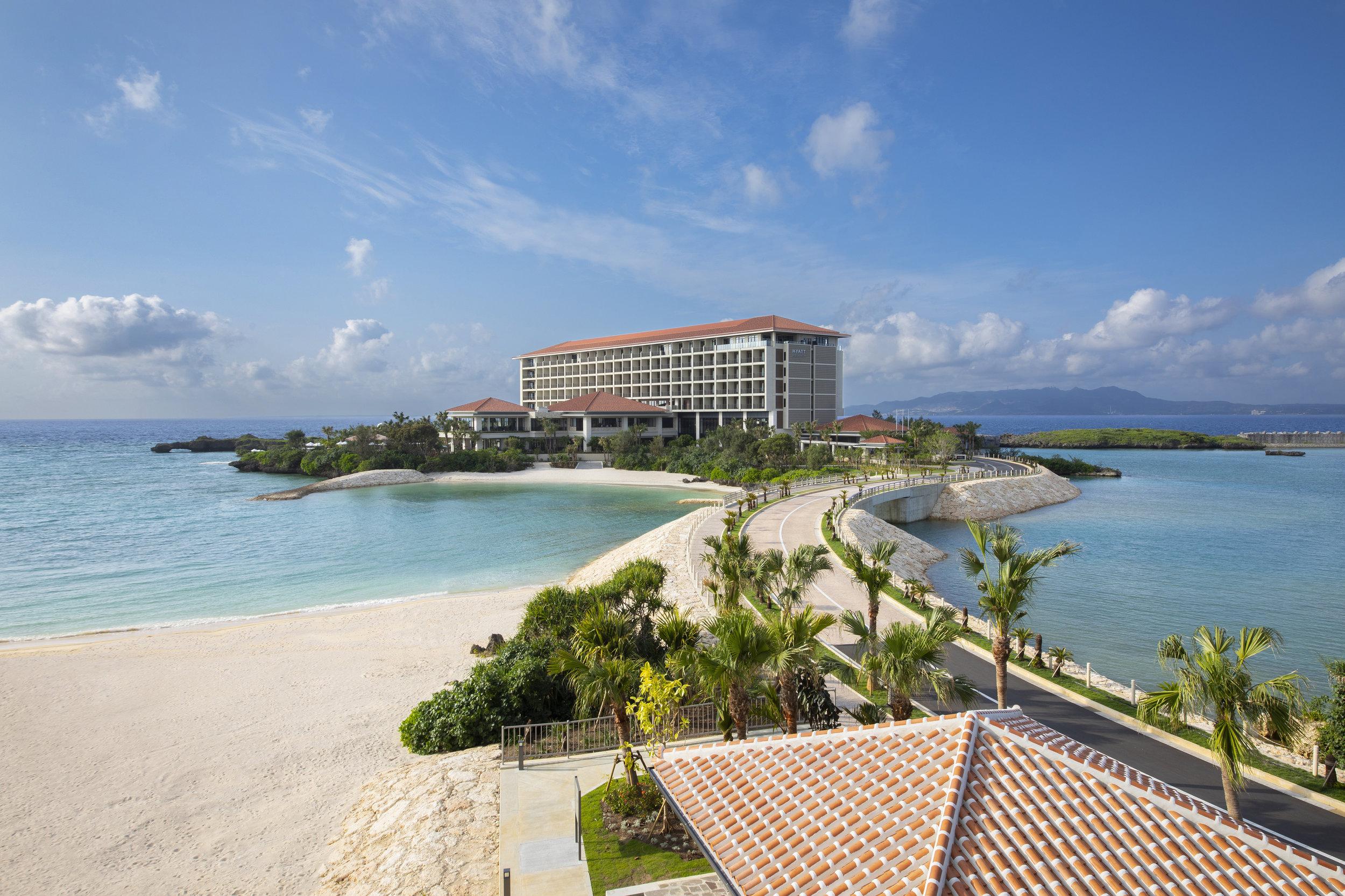 Photo Credit:Hyatt Regency Seragaki Island Okinawa