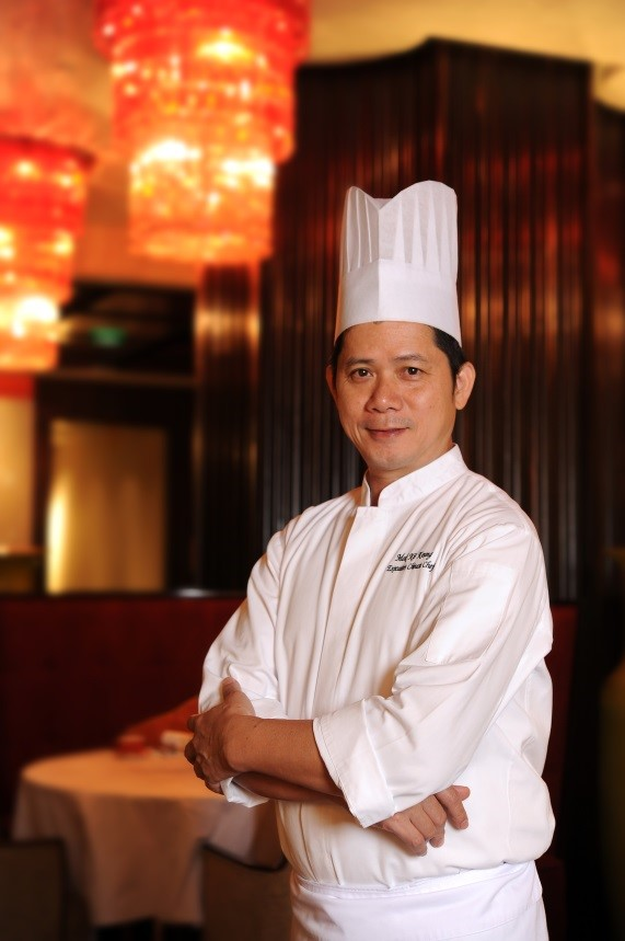 Photo Credit: Shangri-La Hotel, Singapore