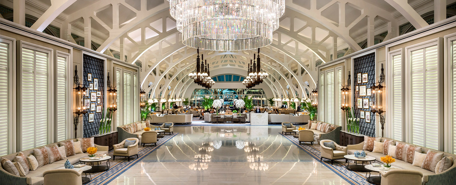 Photo Credit: The Fullerton Bay Hotel Singapore
