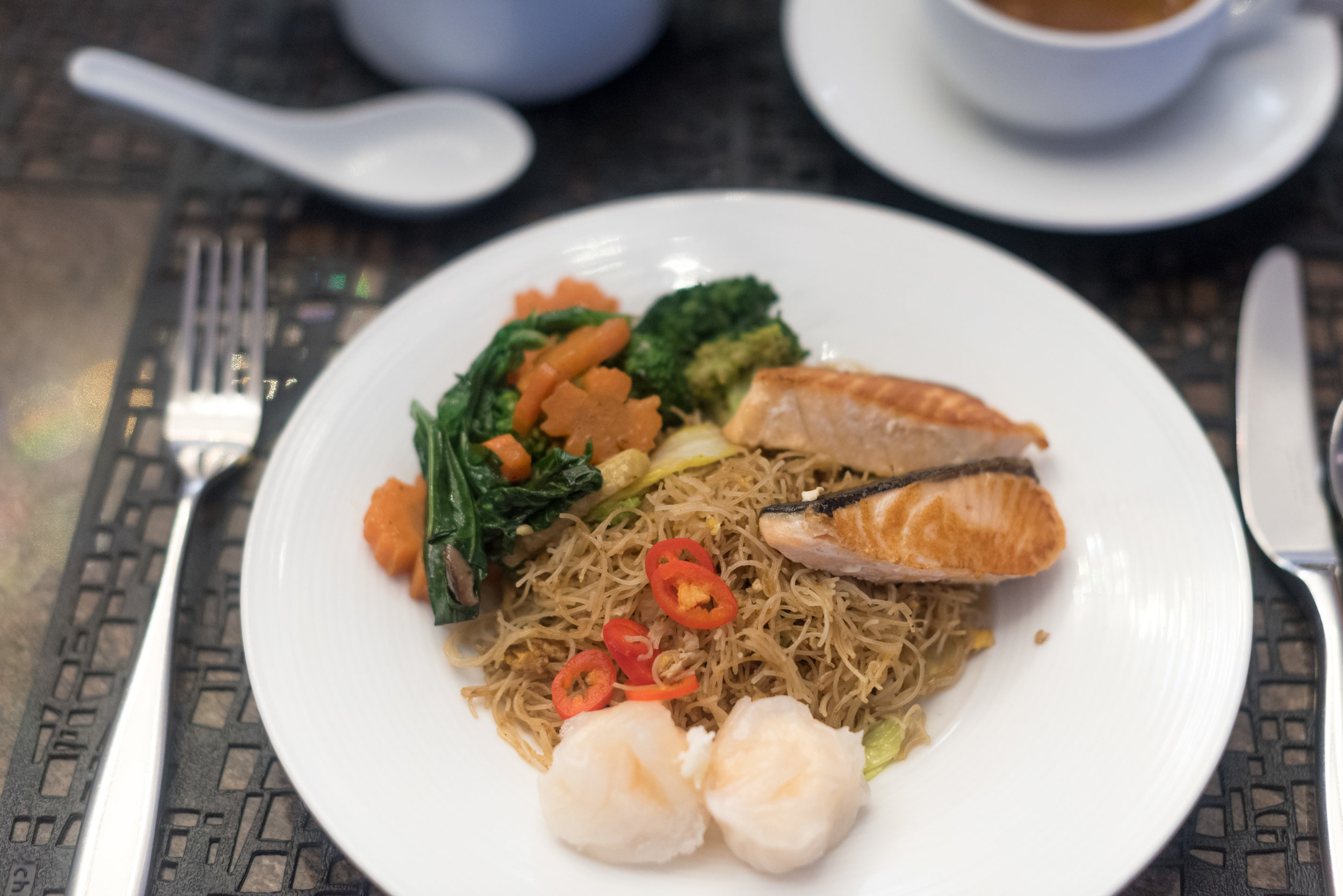 Buffet Breakfast  Espresso — InterContinental Bangkok
