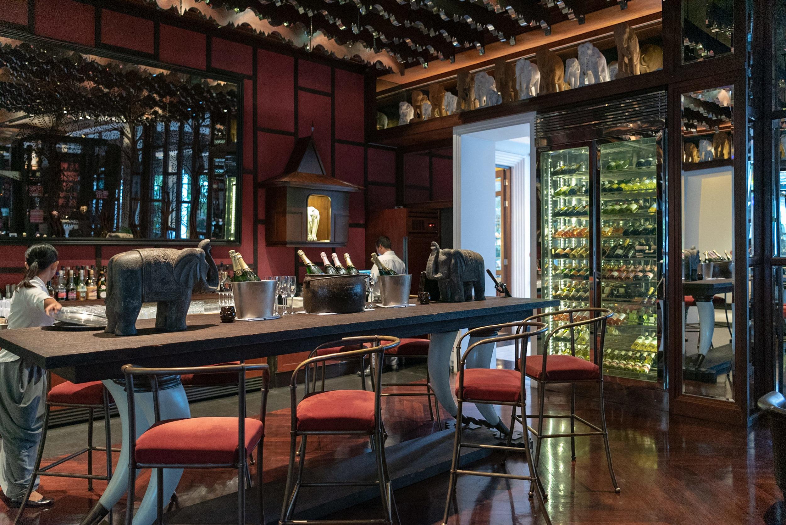 Bar  The Living Room - Park Hyatt Siem Reap