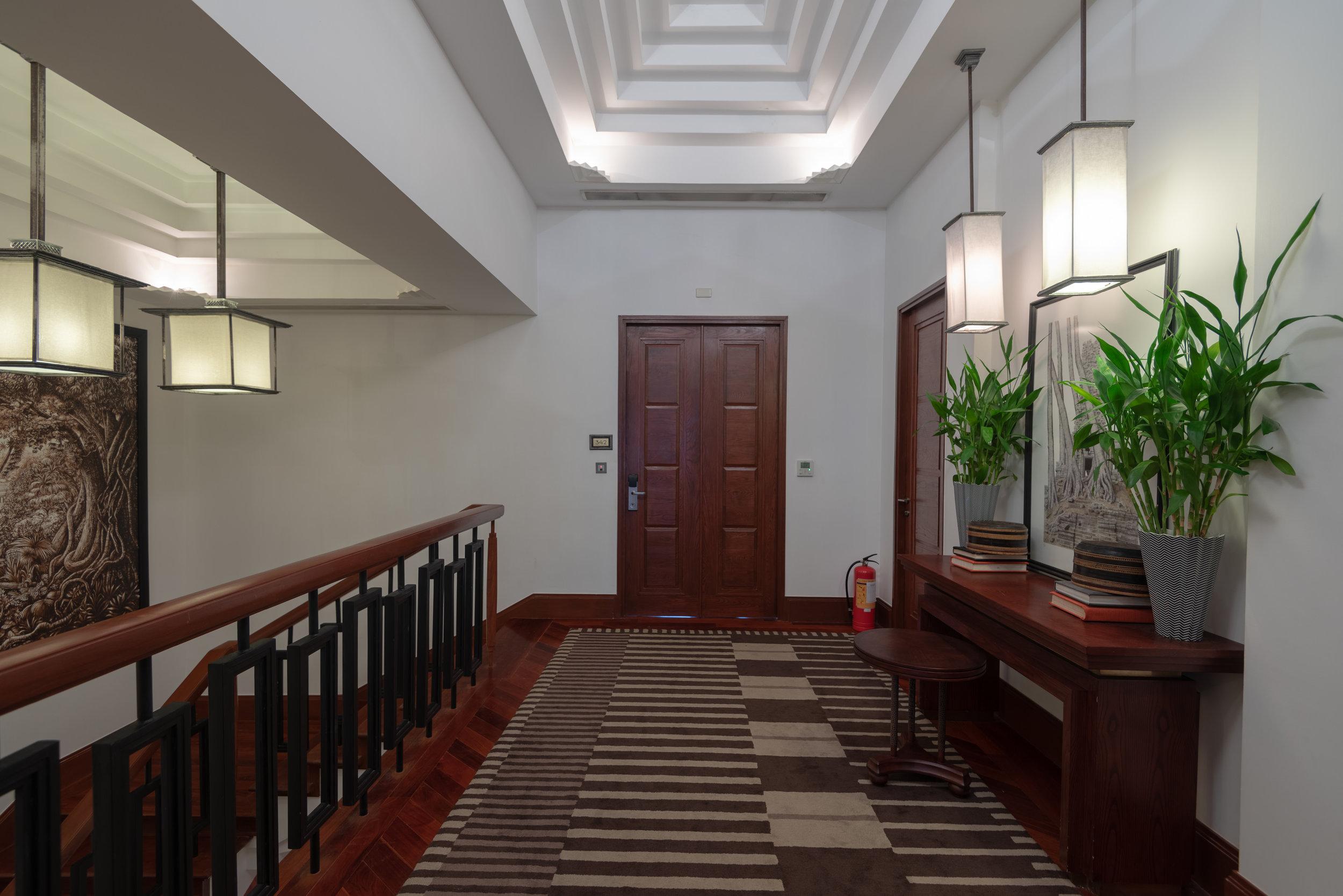 Entrance to Suite  Rooftop Garden Suite - Park Hyatt Siem Reap