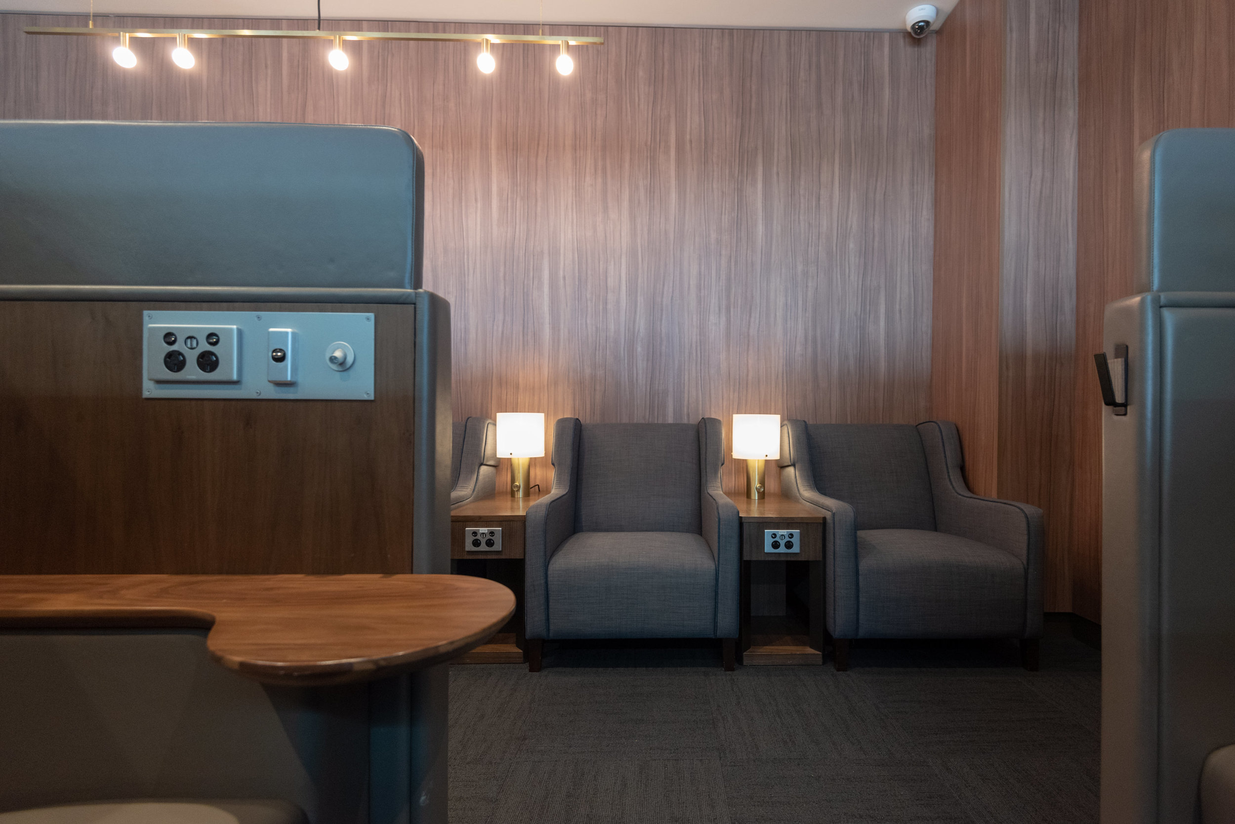 Lounge Chairs  Plaza Premium Lounge - Melbourne Airport (MEL)