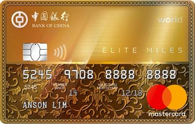 Photo Credit: Bank of China