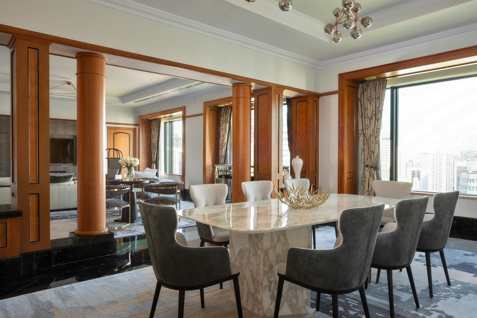 Presidential Suite Dining Area.jpg