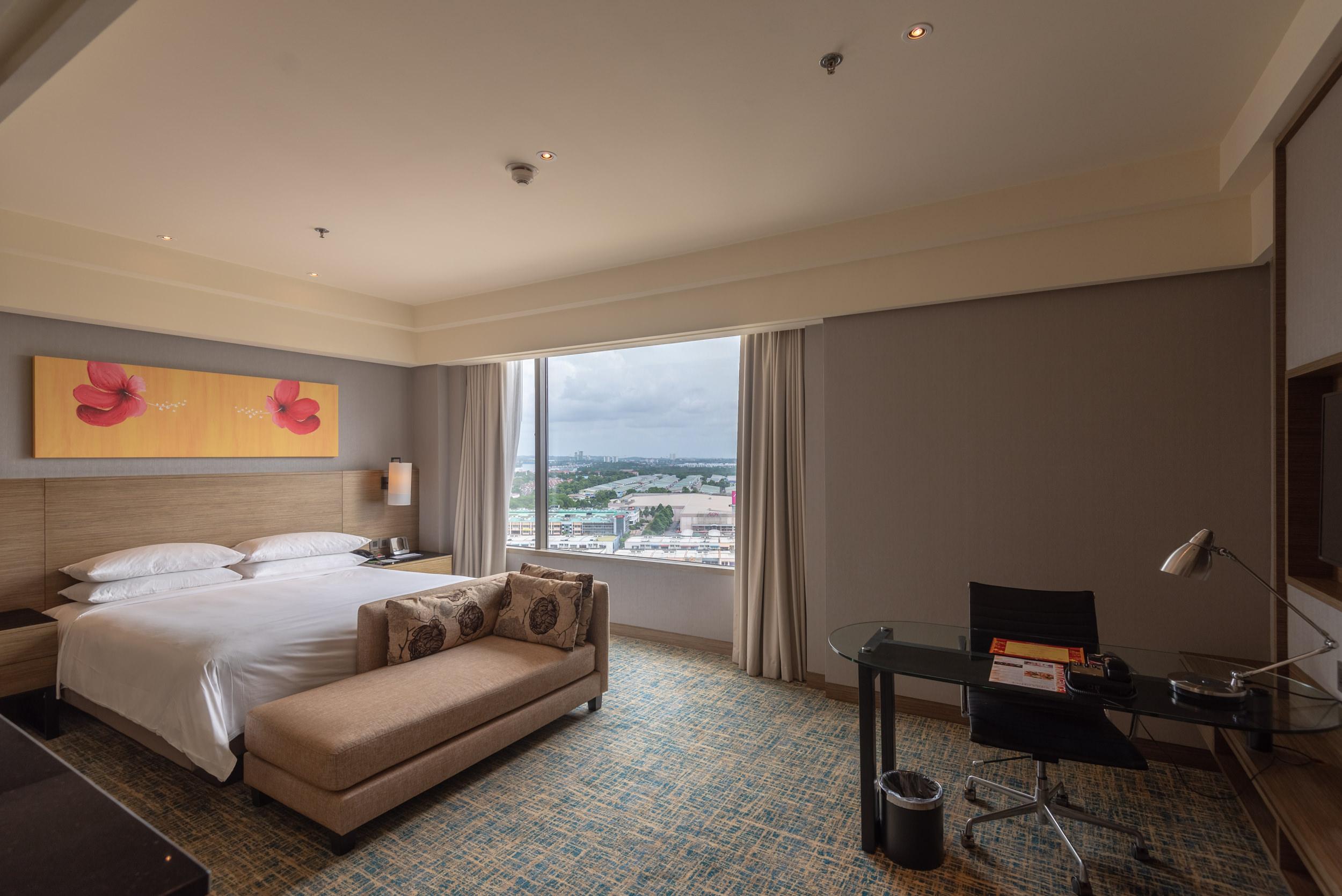 Hotel Review: Renaissance Johor Bahru Hotel (Club Room) - Great