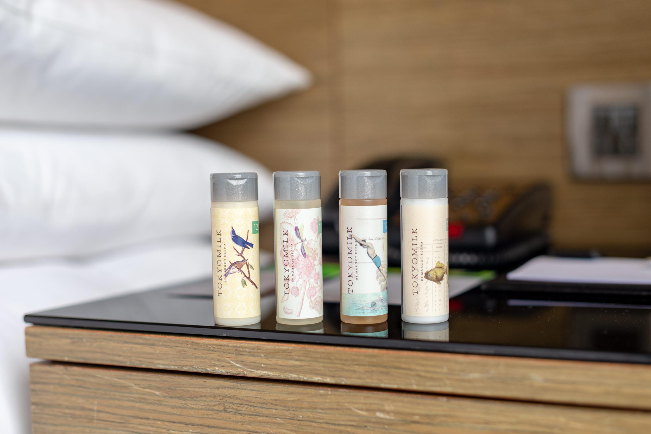 Bath Amenities by Tokyo Milk  Club Room - Renaissance Johor Bahru Hotel