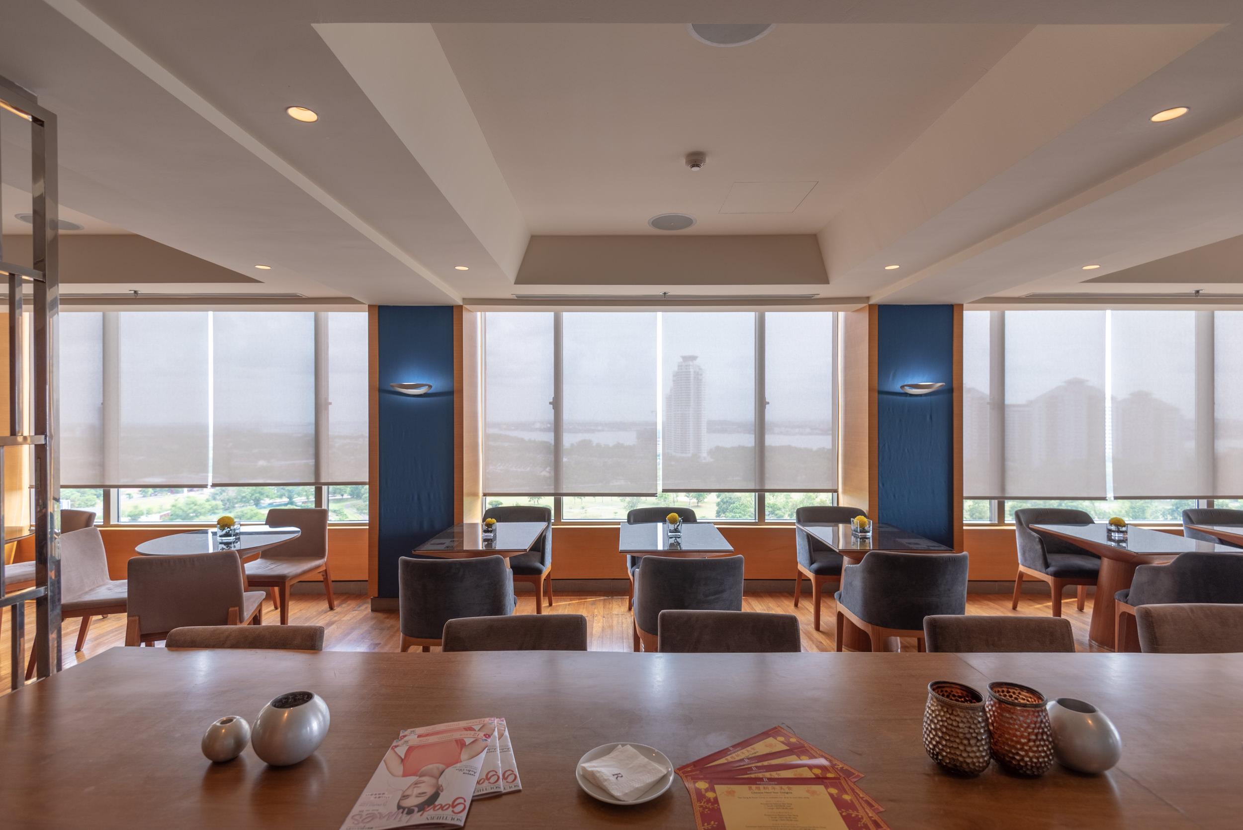 Interiors  Club Lounge - Renaissance Johor Bahru Hotel