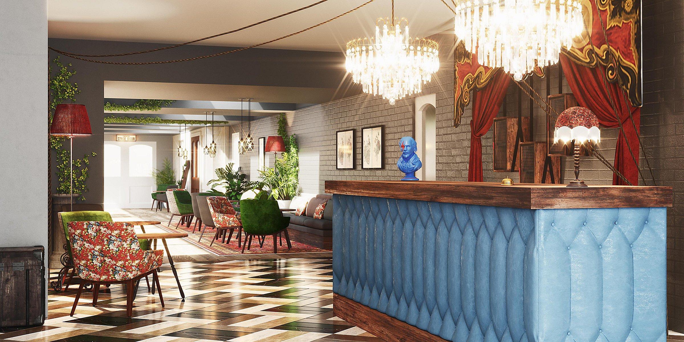 Photo Credit: Hotel Indigo - Stratford upon Avon