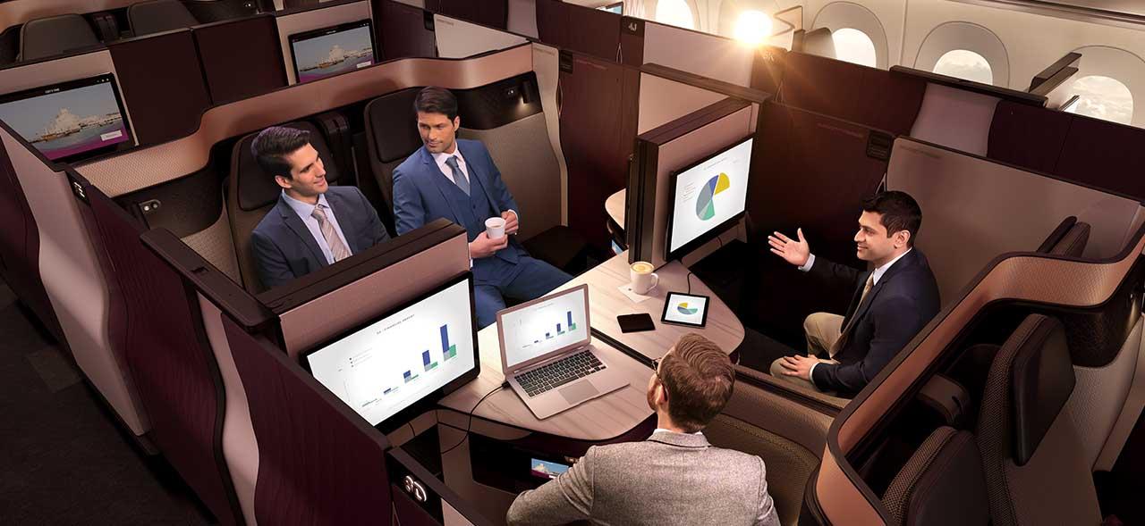 Photo Credit: Qatar Airways