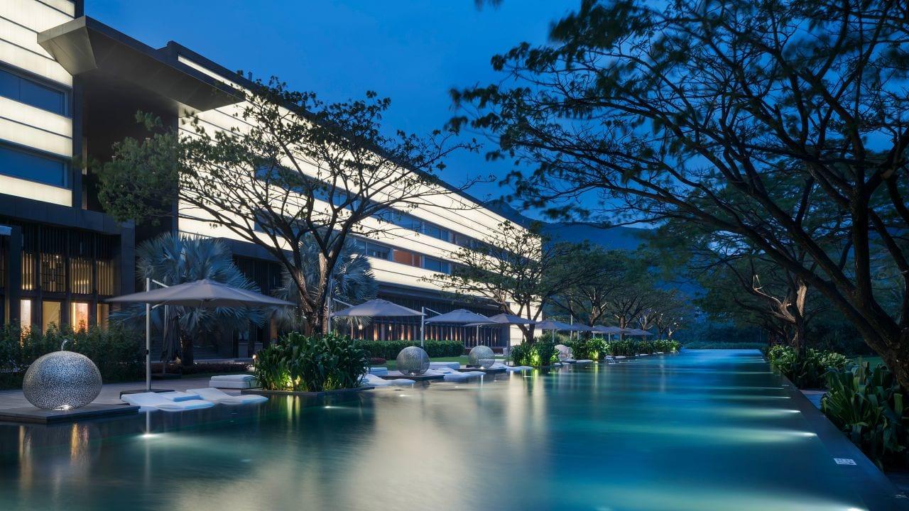 Photo Credit: Park Hyatt Sanya Sunny Bay Resort