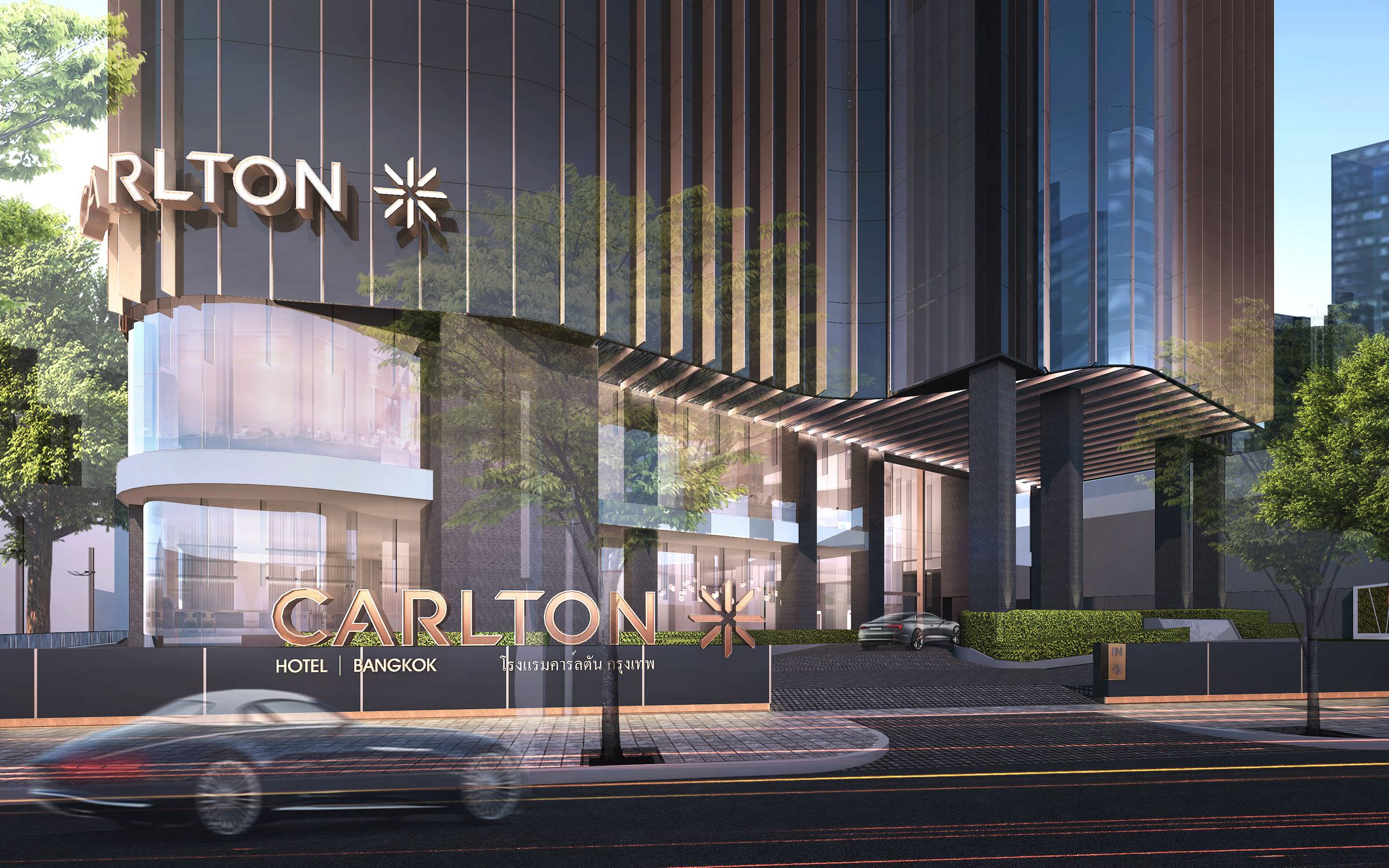 Photo Credit: Carlton Hotel Bangkok Sukhumvit