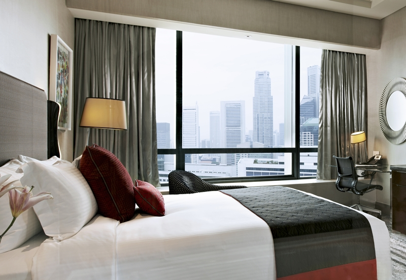 Photo Credit: Carlton City Hotel Singapore