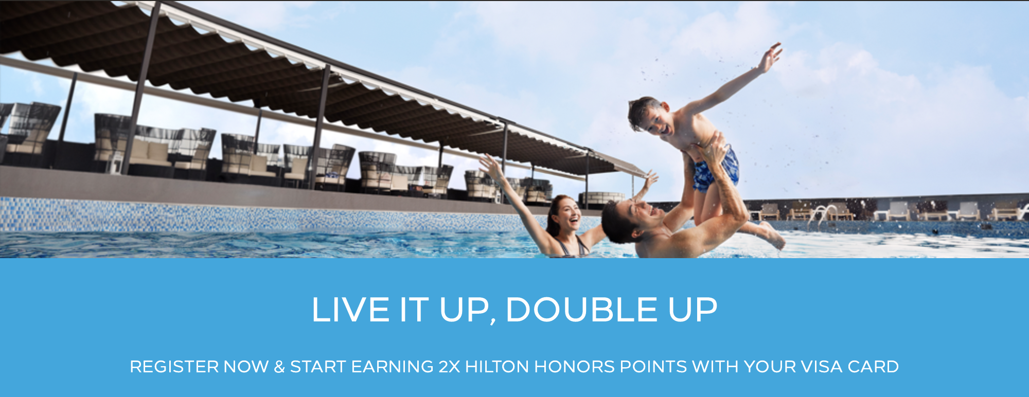 Hilton Honors Double Points at Asia-Pacific Properties (01