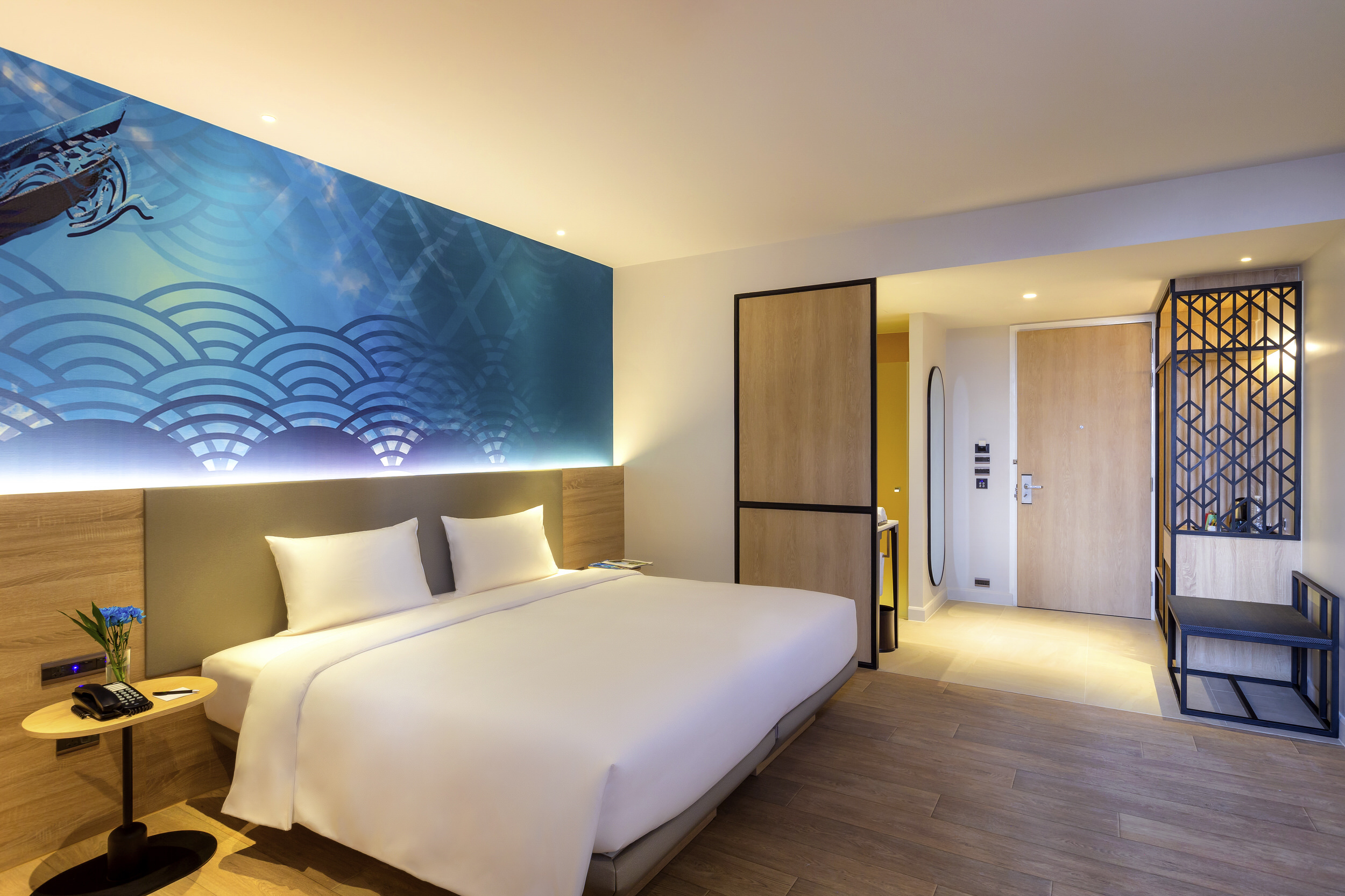 Photo Credit: ibis Styles Bangkok Ratchada