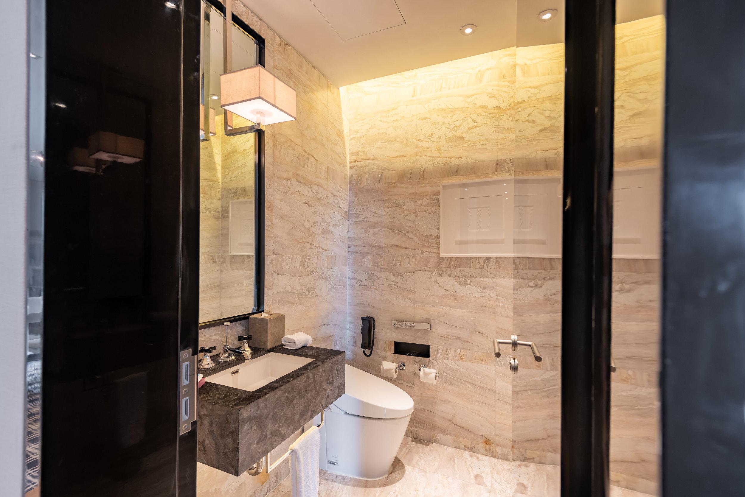 Bathroom  WOW Suite - W Guangzhou