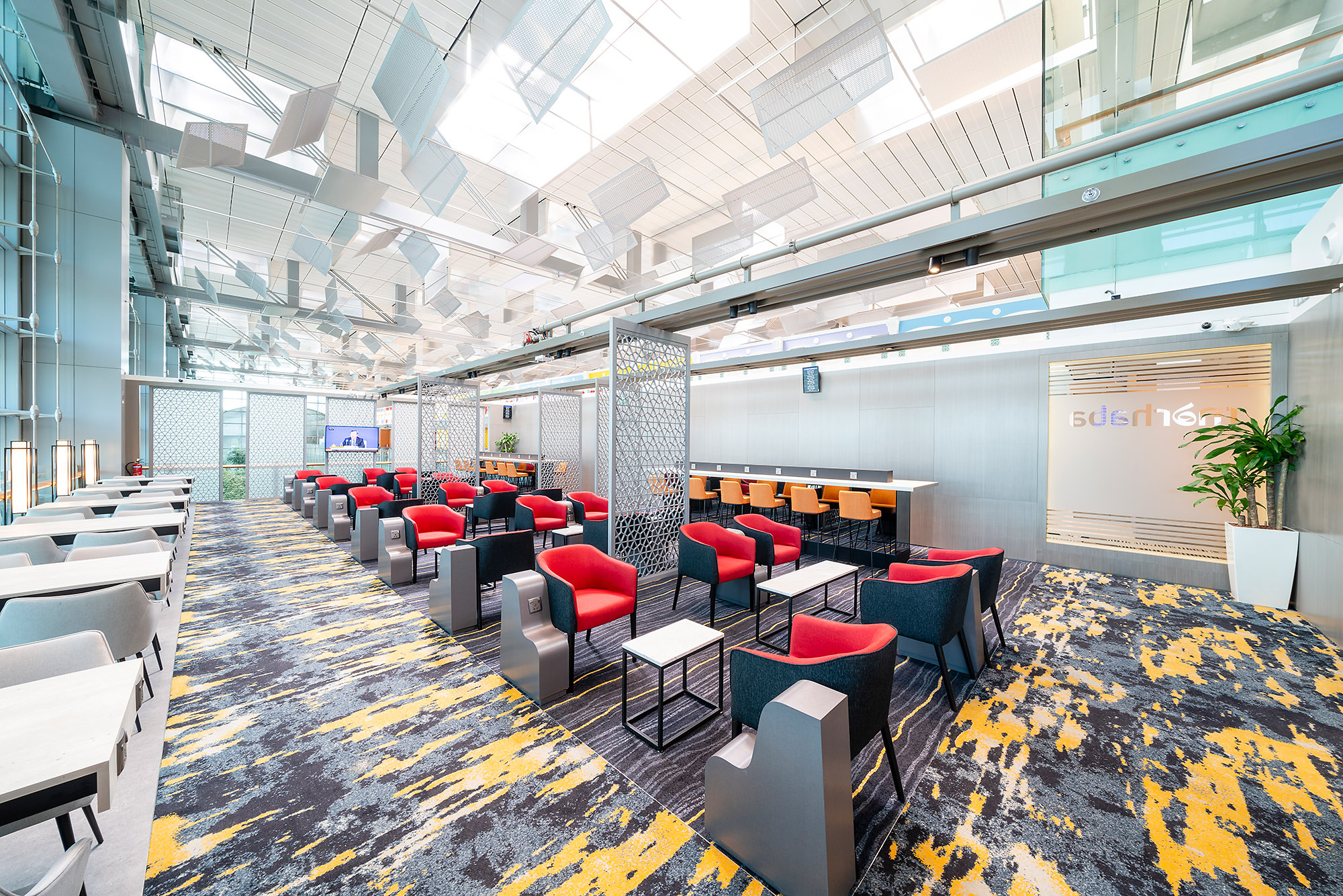 New Marhaba Lounge Opens In Singapore Changi Airport