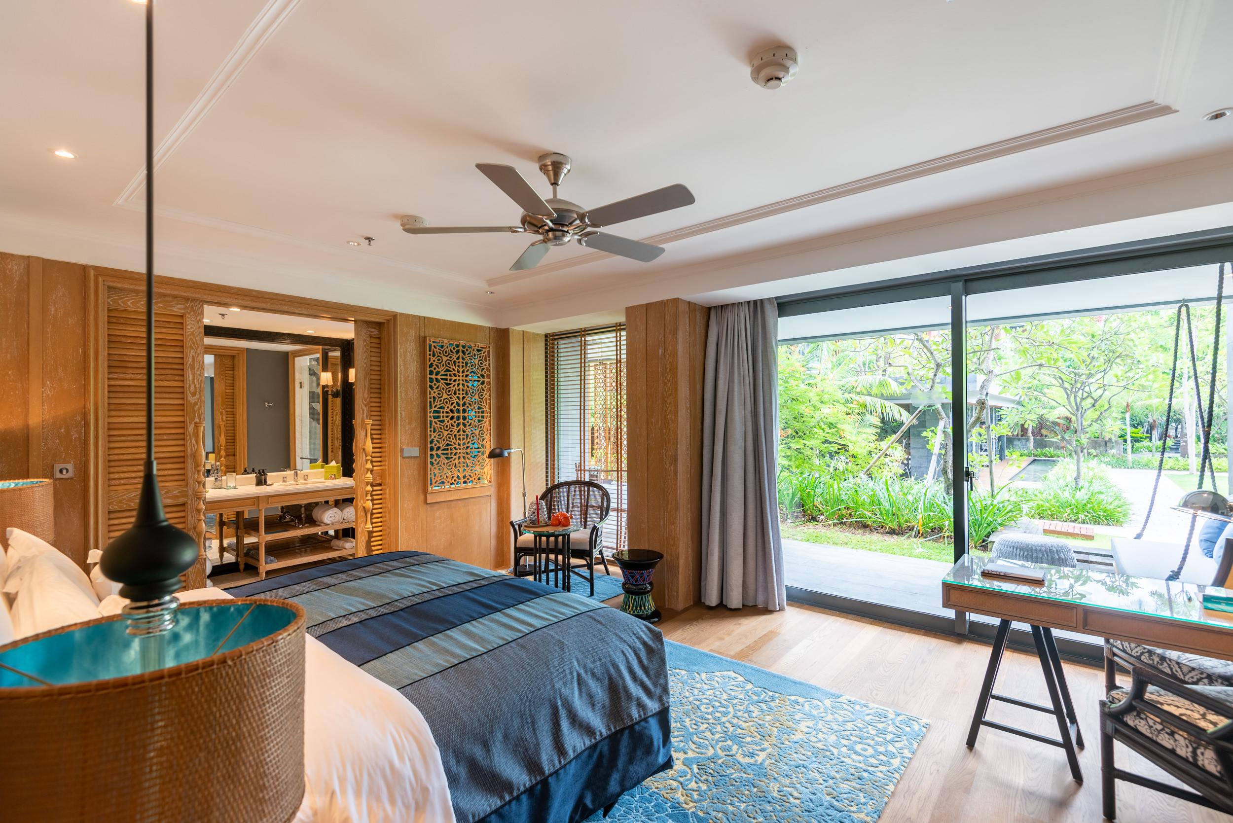 Bedroom  Perada Suite - Hotel Indigo Bali Seminyak Beach