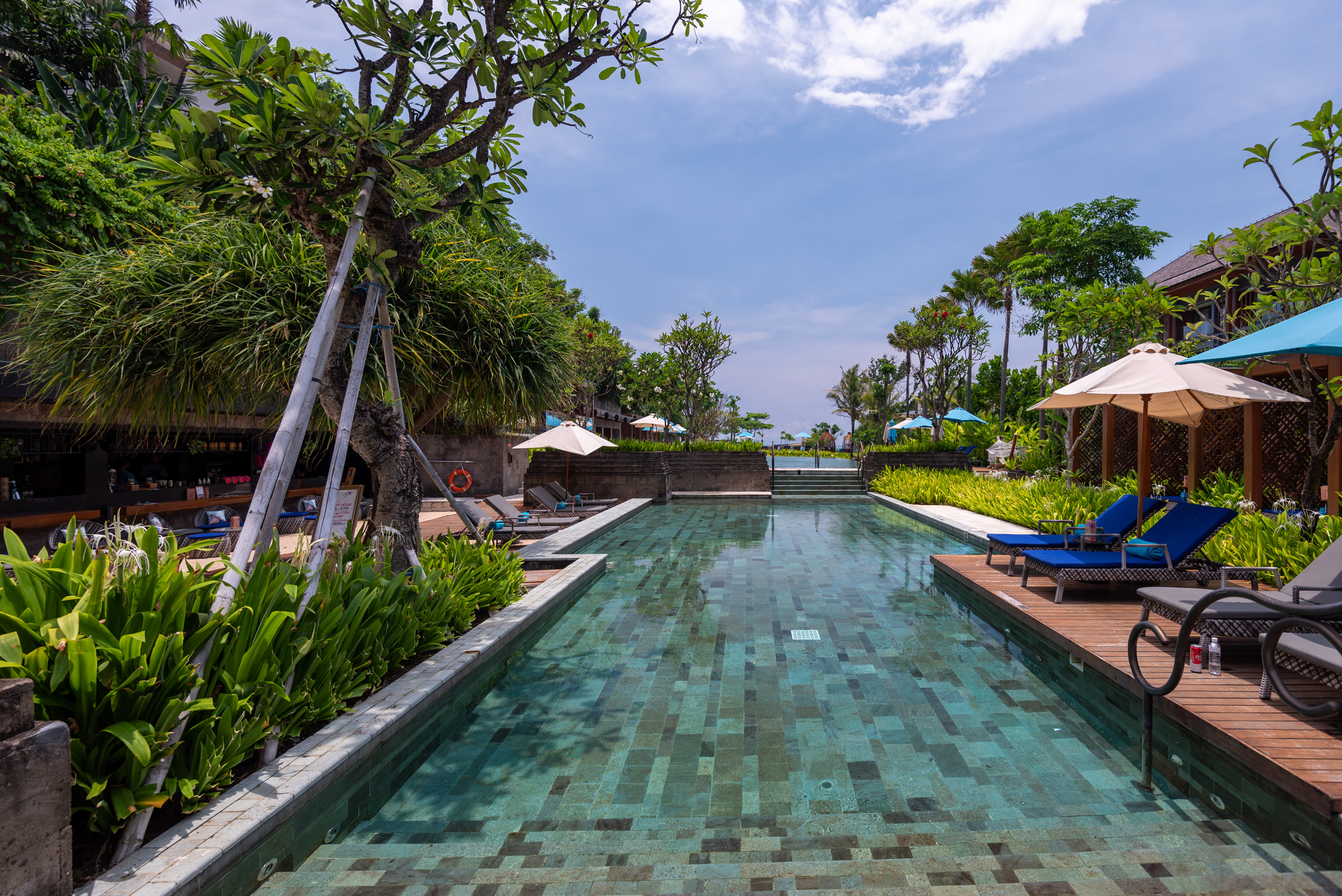 Swimming Pool  Hotel Indigo Bali Seminyak Beach