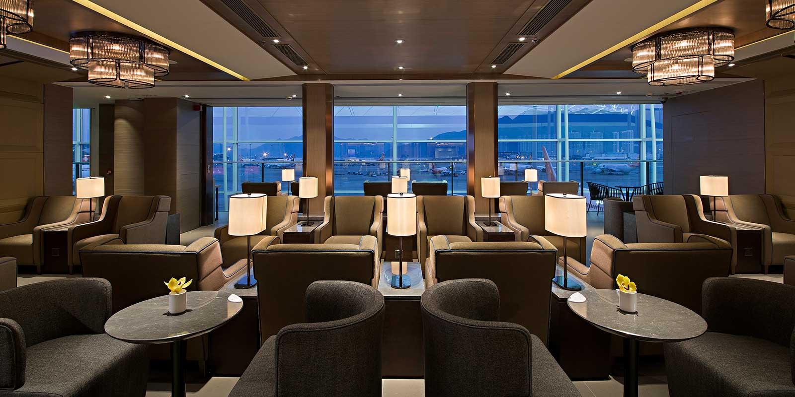 Photo Credit: Plaza Premium Lounge