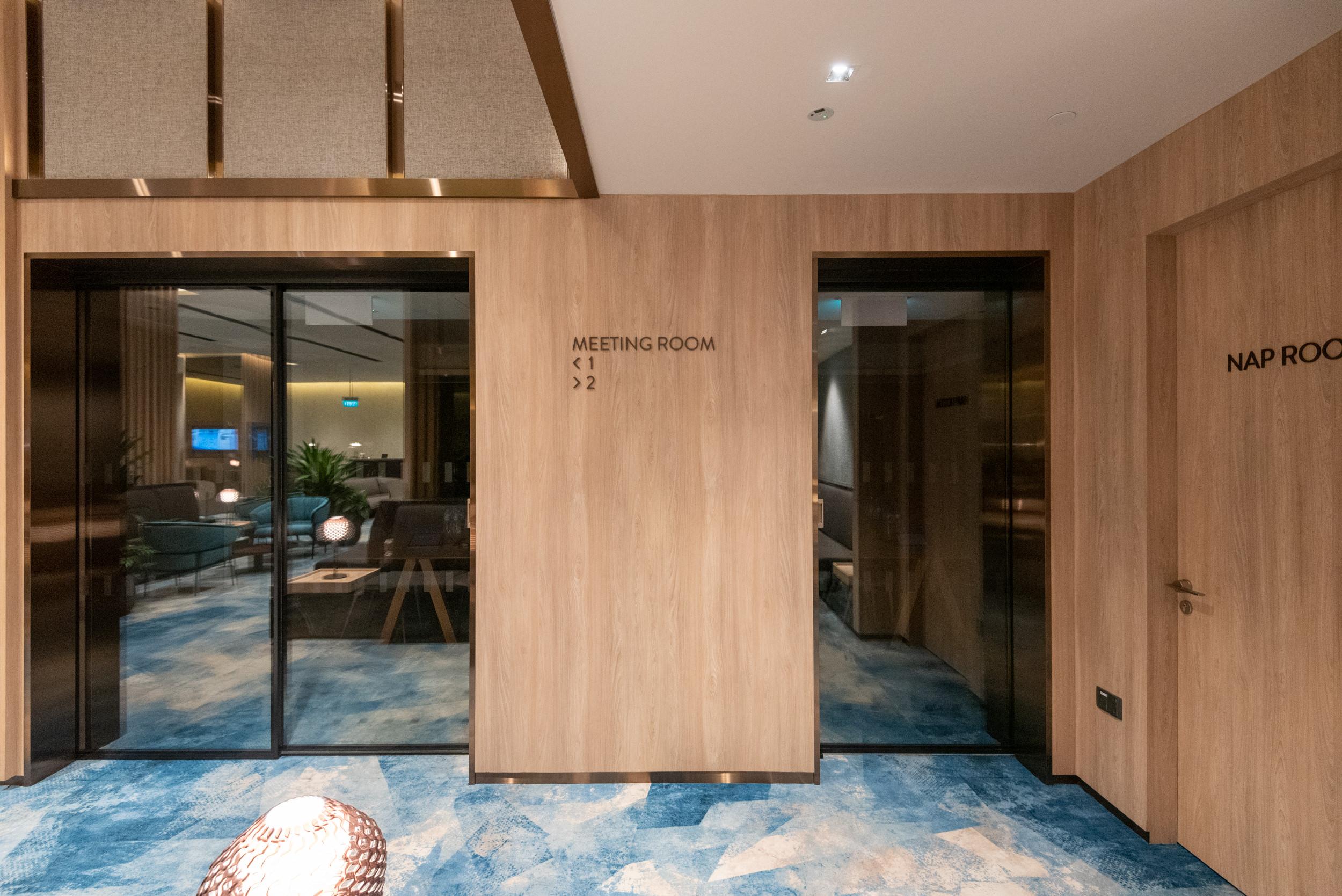 Meeting Rooms  Changi Lounge - Jewel Changi Airport