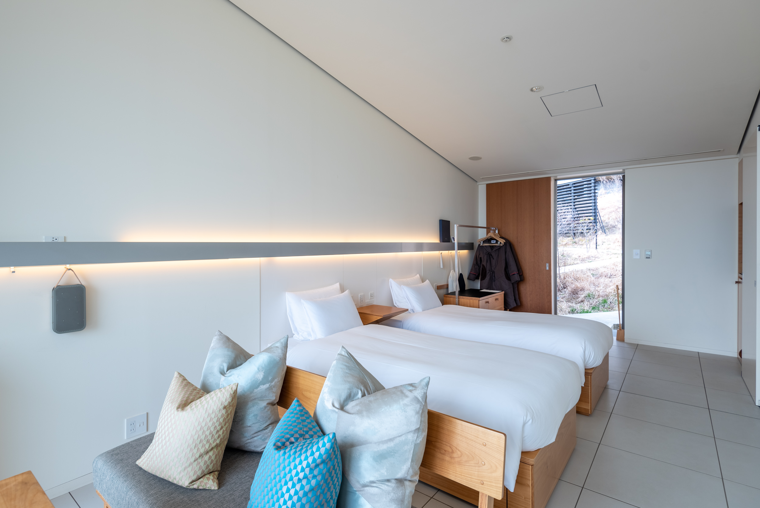 Bedroom  T Cabin - HOSHINOYA Fuji