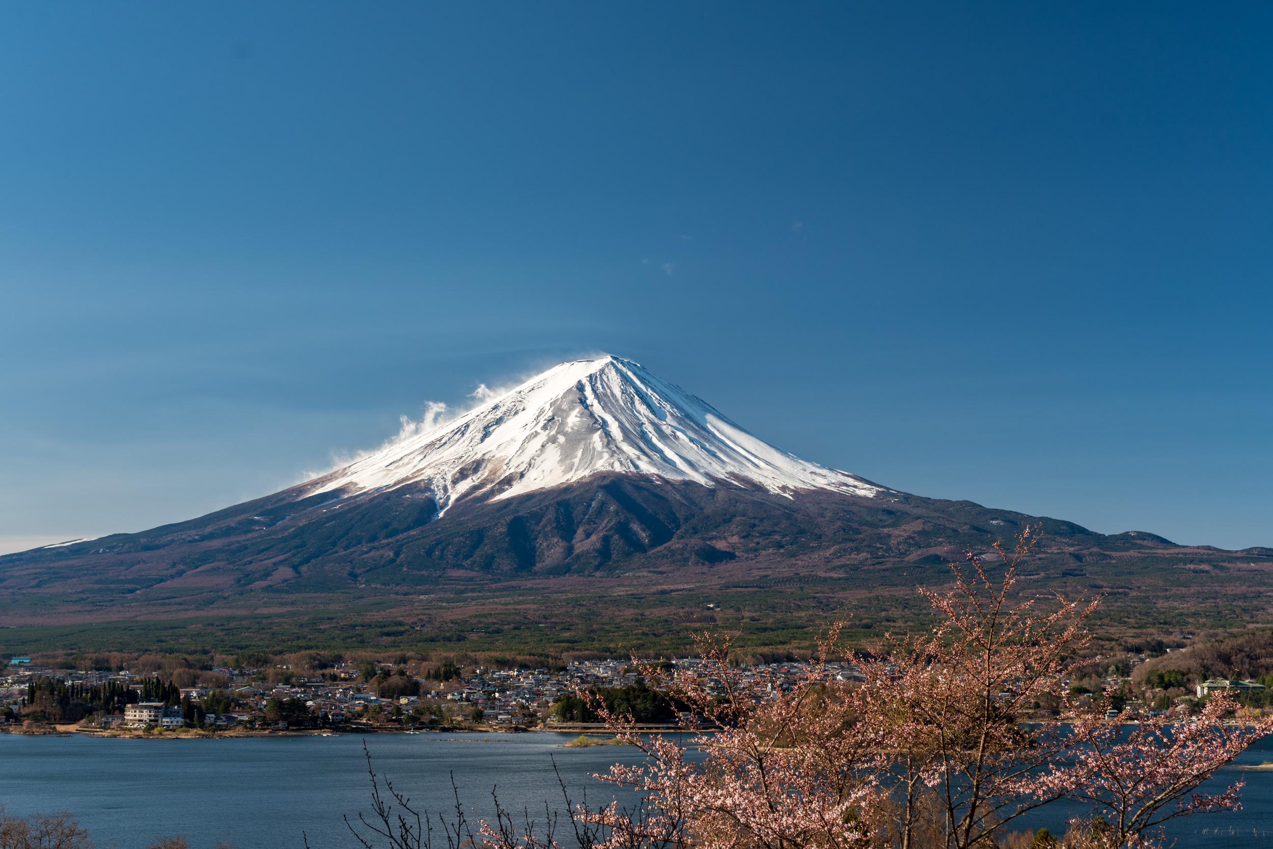 Clear View of Mt. Fuji  T Cabin - HOSHINOYA Fuji