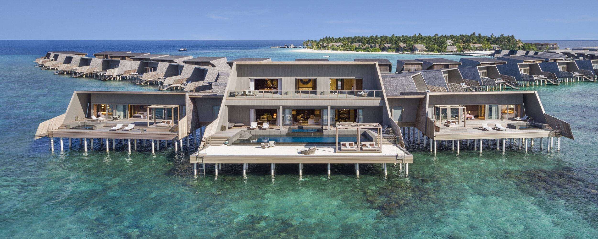 Photo Credit: The St. Regis Maldives Vommuli Resort