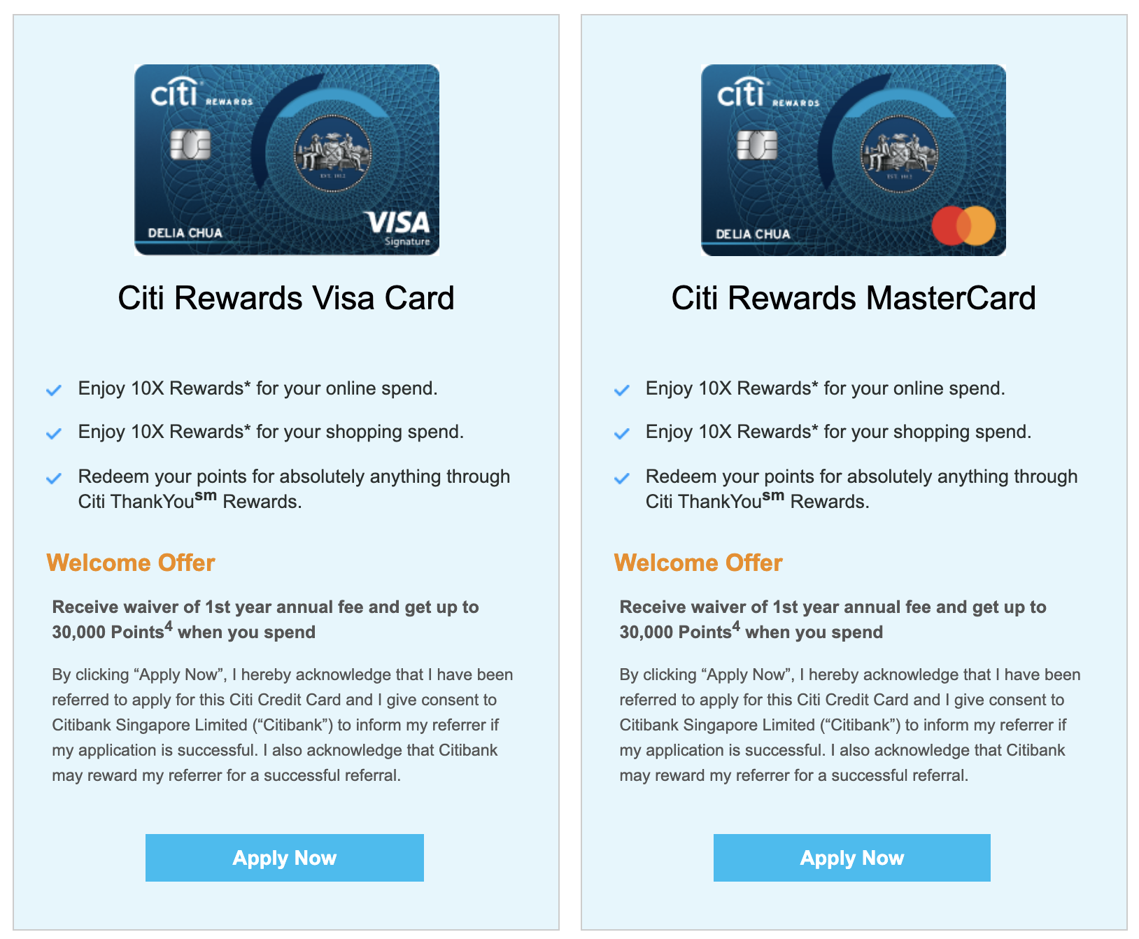 How to Apply for the Citi Rewards Mastercard (And Why I Think You