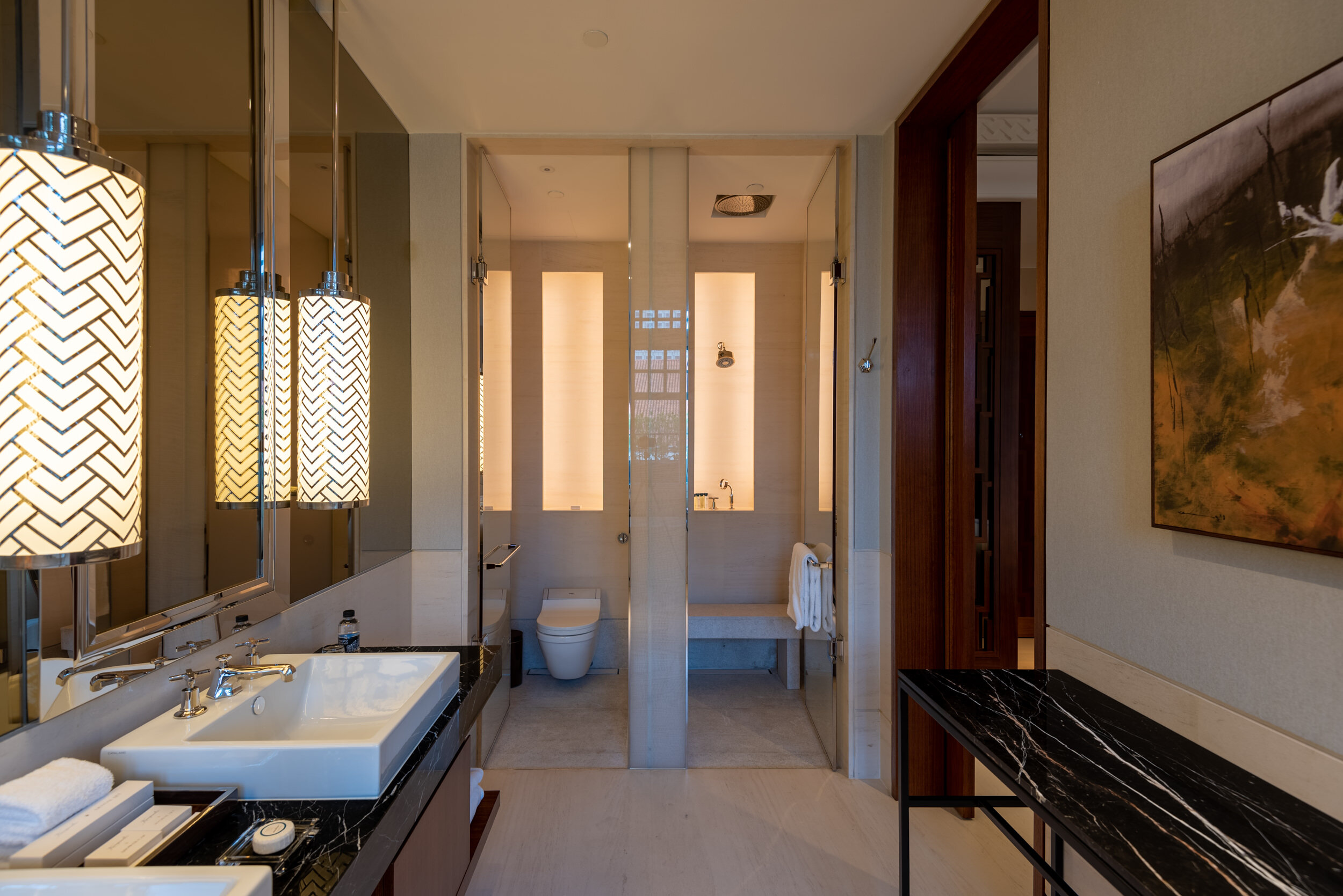 Bathroom  Terrace Room - The Capitol Kempinski Hotel Singapore