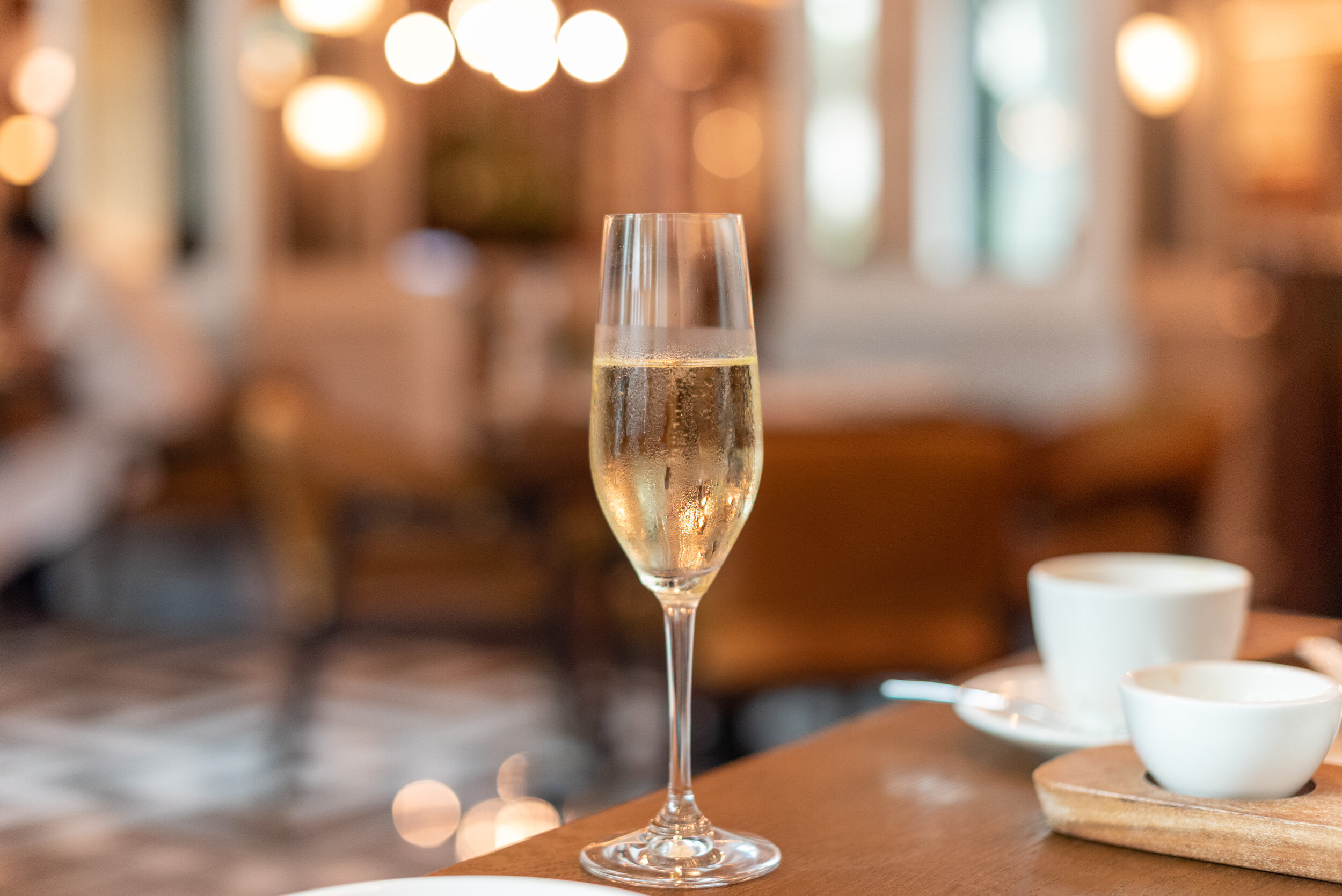 Champagne Breakfast  15 Stamford by Alvin Leung - The Capitol Kempinski Hotel Singapore