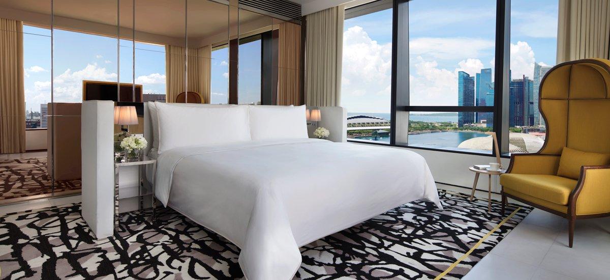 Photo Credit: JW Marriott Hotel Singapore South Beach