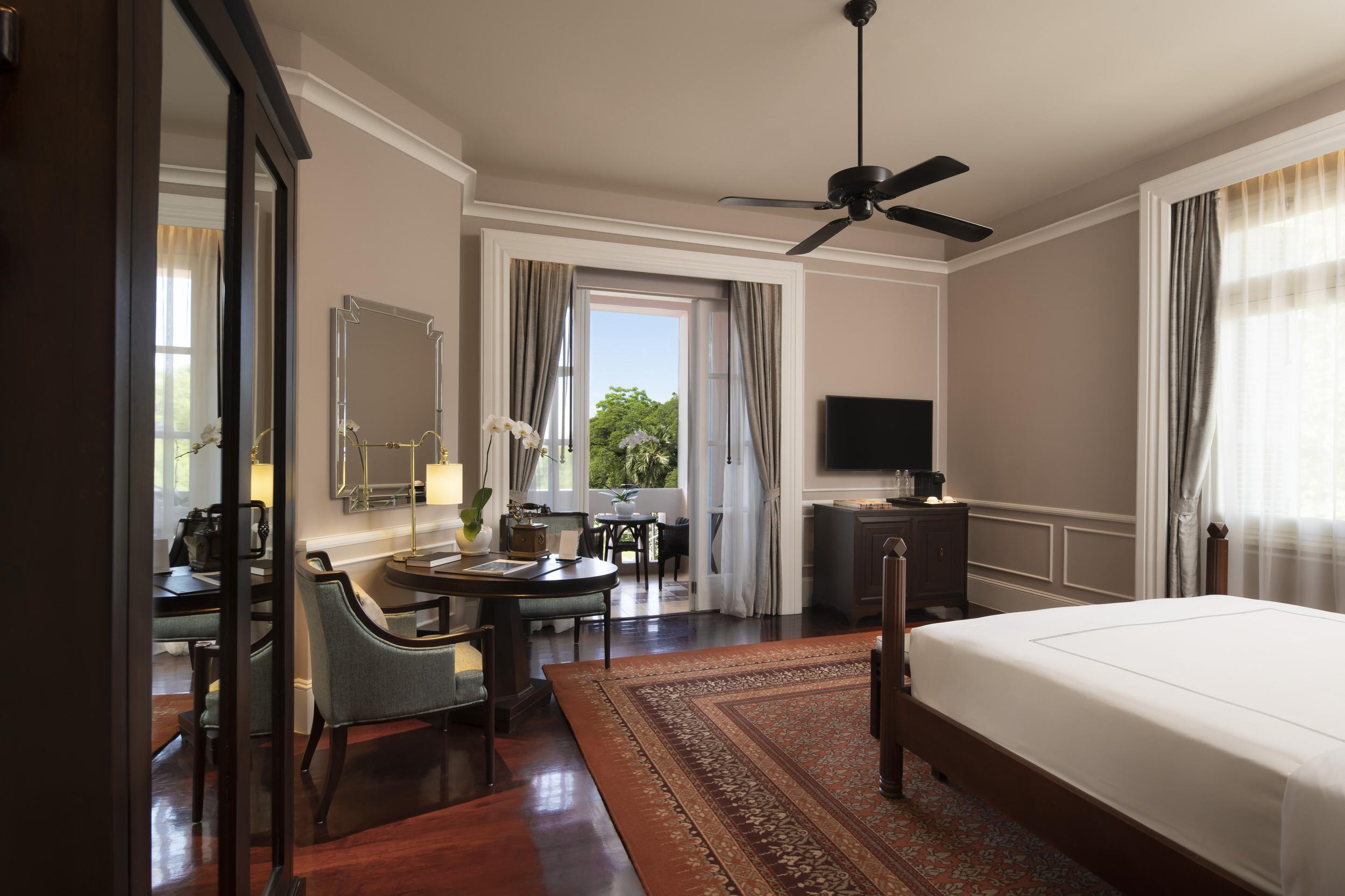 Photo Credit: Raffles Grand Hotel D'Angkor