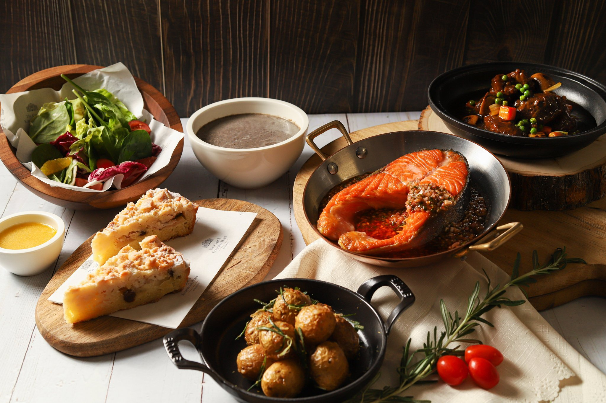 S$60+ Meals for Two (Islandwide Delivery Included) from The ...