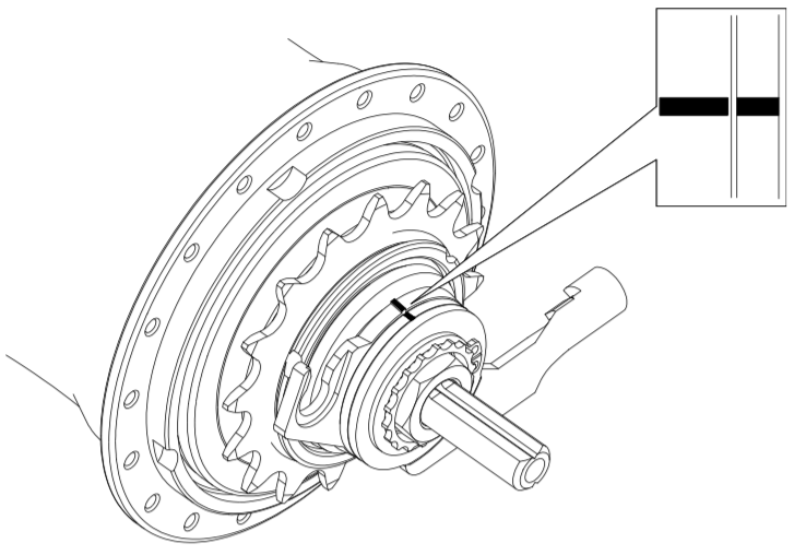 Sturmey Archer 5-Speed Internal Geared Hub Instructions RXRF5