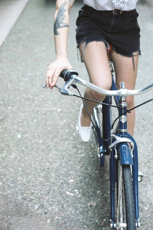 Lochside Cycles spring bike ride Fisgard city bike.jpg