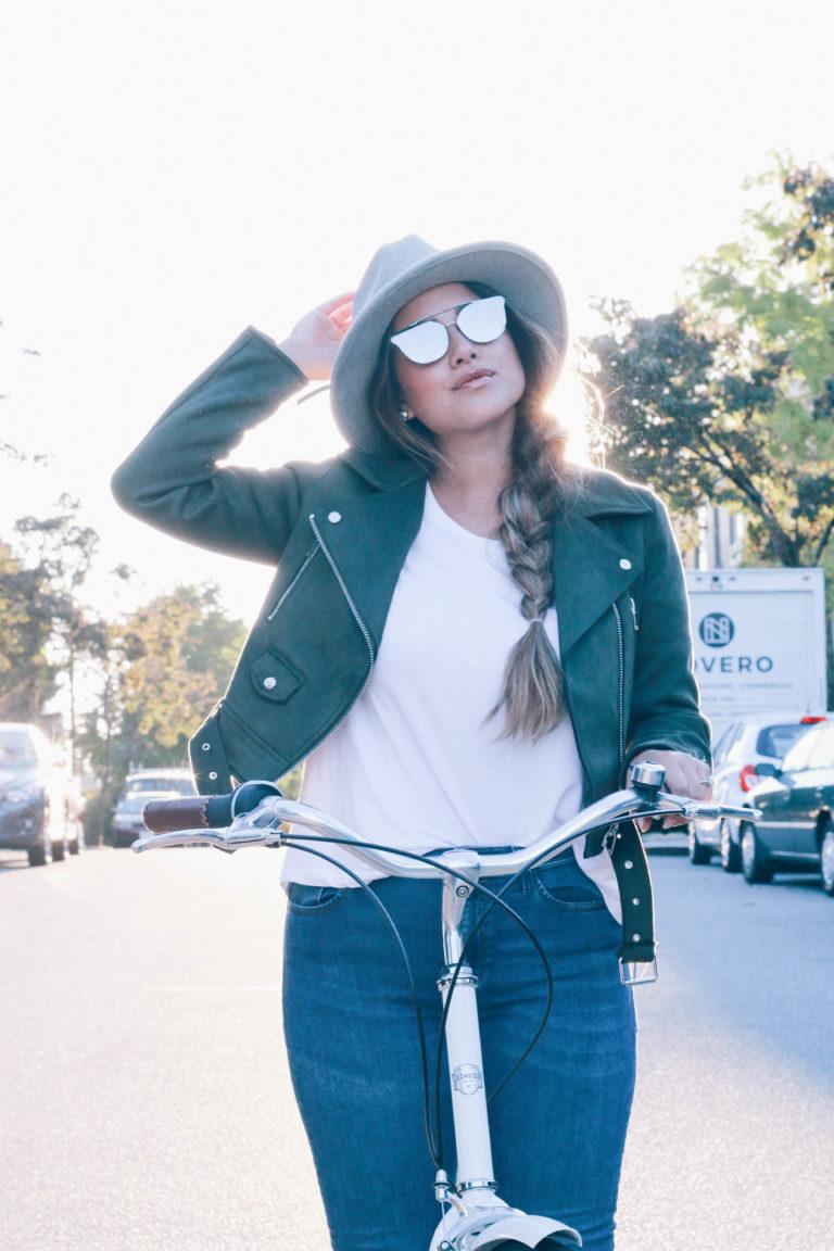 Alicia Fashonista x Lochside Cycles Uptown Cruiser City Bike 03.jpg